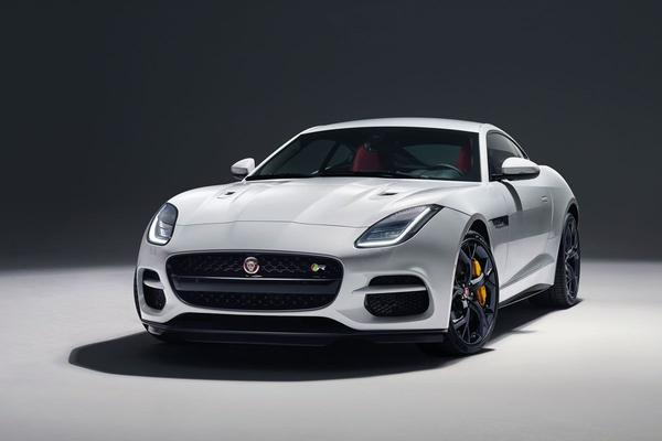 Kleine facelift voor Jaguar F-Type
