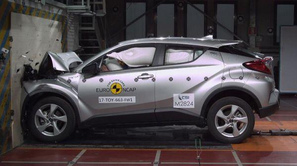 Euro NCAP: Topscore voor Toyota en Audi
