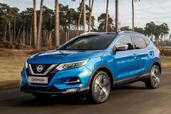 Vanafprijs voor gefacelifte Nissan Qashqai