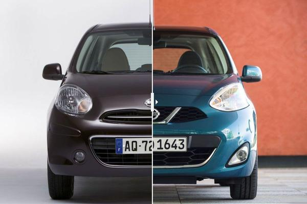 Facelift Friday: Nissan Micra