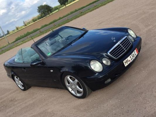 Mercedes benz clk 320 cabriolet sport 1998 for 1998 mercedes benz clk 320