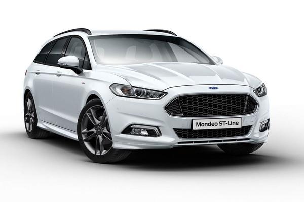 Ook ST-line voor Ford Mondeo