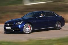 Rij-impressie Mercedes-AMG C 63 S
