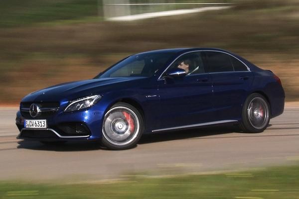 Video: Rij-impressie Mercedes-AMG C 63 S