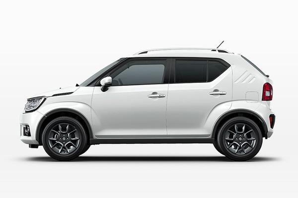 In detail: nieuwe Suzuki Ignis