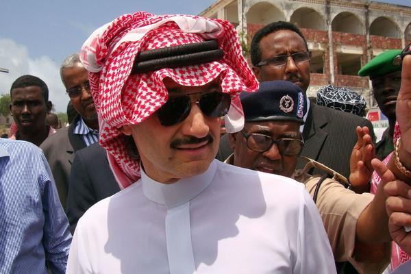 Prins Saoedi-Arabië: 'laat vrouwen rijden'