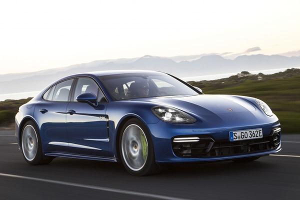 Rij-impressie: Porsche Panamera 4 E-Hybrid