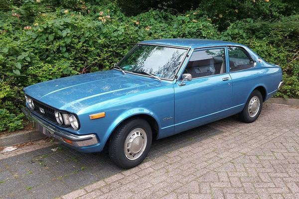 In het wild: Toyota Carina I (1976)