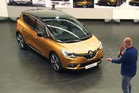 Eerste kennismaking Renault Scenic