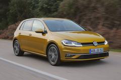 Volkswagen Golf - Rij-impressie