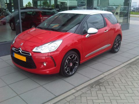 citroen ds3 hdi 90 so chic 2010 gebruikerservaring autoreviews. Black Bedroom Furniture Sets. Home Design Ideas