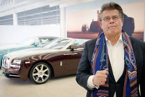 Wat weet ondernemer Emile Ratelband over auto's? - Quiz