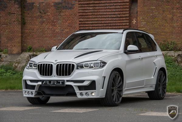 Duitste tuner stort zich op BMW X5