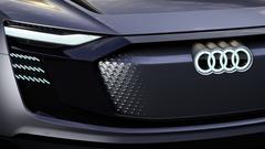 Audi E-tron Sportback Concept teaser