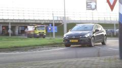 Achteruitkijkspiegel - Opel Astra