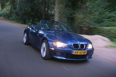 Klokje Rond - BMW Z3 2.0 - 2000 - 407.359 km