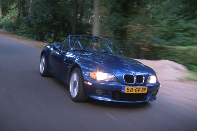 bmw z3 roadster 2 0 s 1999 autotests. Black Bedroom Furniture Sets. Home Design Ideas