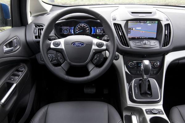 autotest ford c max 2 0 plug in hybrid titanium plus. Black Bedroom Furniture Sets. Home Design Ideas
