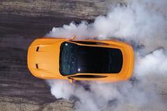 Vernieuwde Ford Mustang blijkt snelle sprinter
