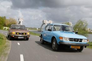 Renault 20 vs Saab 99 - Classics dubbeltest