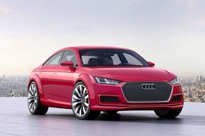 Uitgerekt: Audi TT Sportback Concept