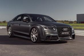 MTM pompt Audi S8 op tot 760 pk