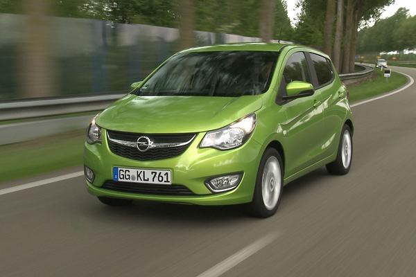 Video: Rij-impressie - Opel Karl