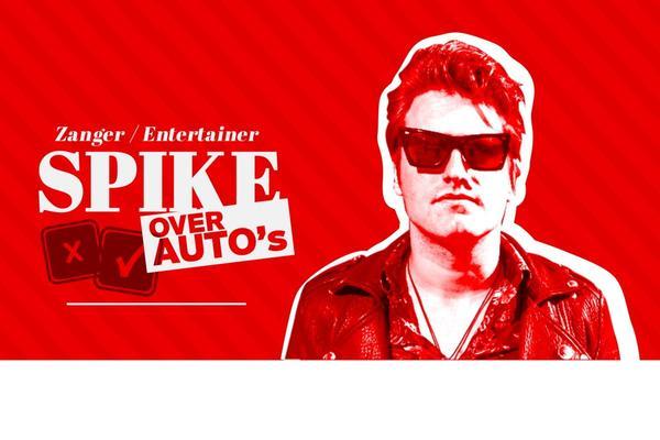 Video: Wat weet Spike (Di-Rect) van auto's?