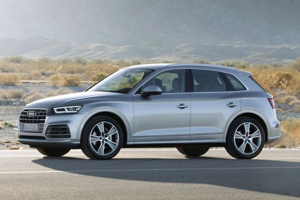 Nieuwe instapdiesel voor Audi Q5