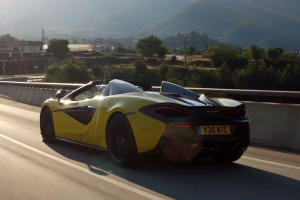 Video: McLaren 570S Spider - Rij-impressie