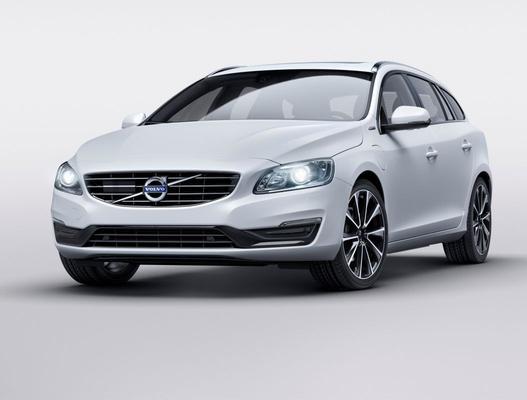 Tweede plug-in Volvo V60: D5 Twin Engine