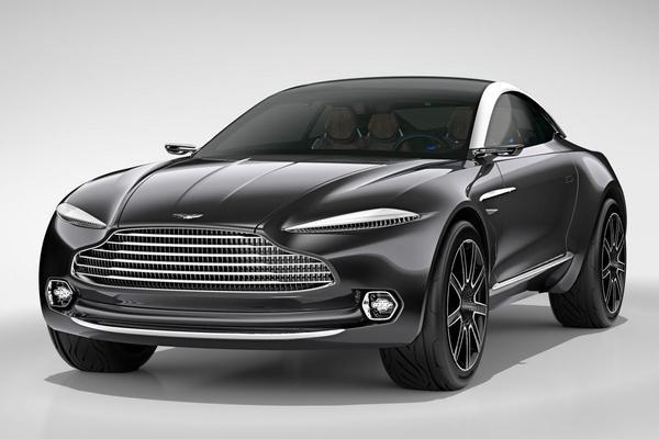 'Tien nieuwe Aston Martins tot 2021'
