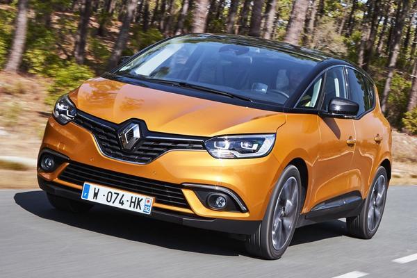 Rij-impressie: Renault Scénic
