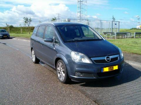 opel zafira 1 9 cdti 150pk cosmo 2007 gebruikerservaring autoreviews. Black Bedroom Furniture Sets. Home Design Ideas