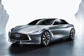 In detail: Infiniti Q80 Inspiration met 550 pk