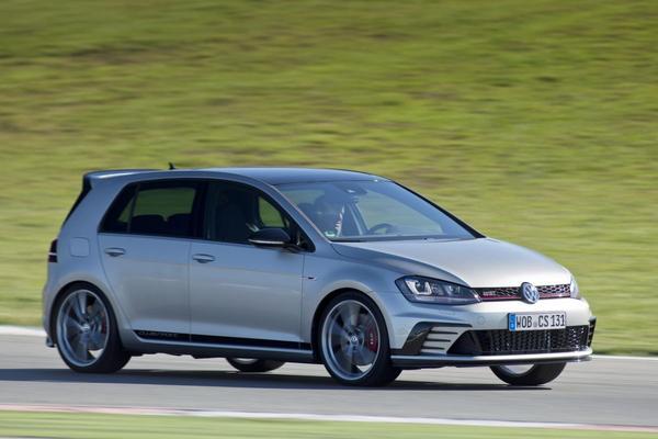 Gereden: Volkswagen Golf GTI Clubsport