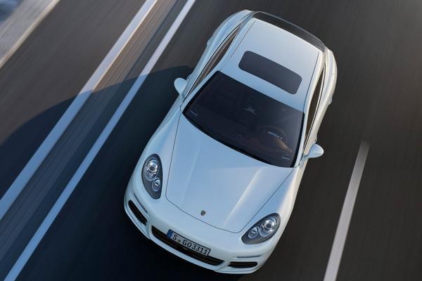 'Porsche Pajun wordt volledig elektrisch'