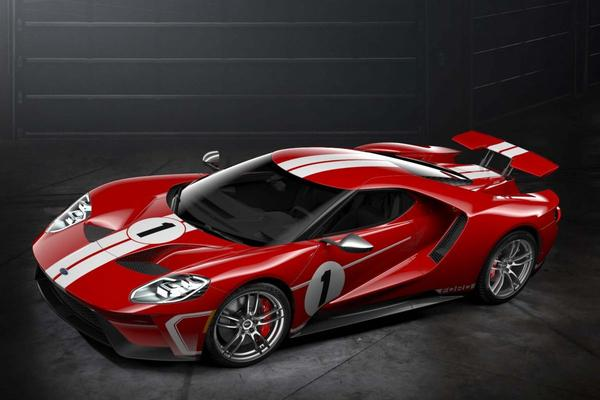 Ford GT als '67 Heritage Edition