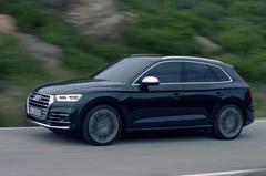 Audi SQ5 - Rij-impressie
