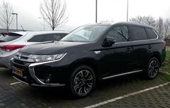 Mitsubishi Outlander PHEV Instyle+