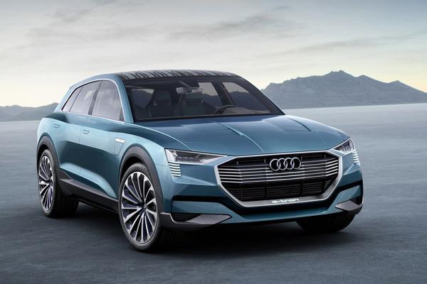 Audi komt met antwoord op Tesla Model S