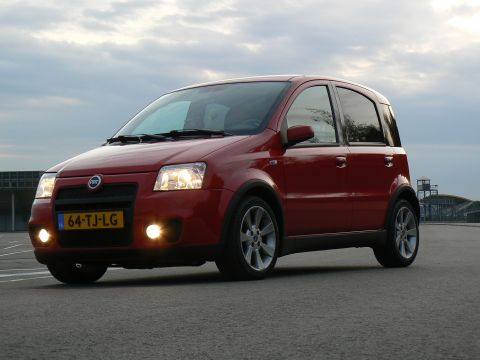 fiat panda 1 4 100hp sport 2006 gebruikerservaring autoreviews. Black Bedroom Furniture Sets. Home Design Ideas