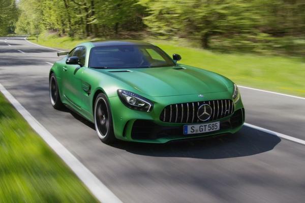 Video: Mercedes-AMG GT-R - Eerste Indruk