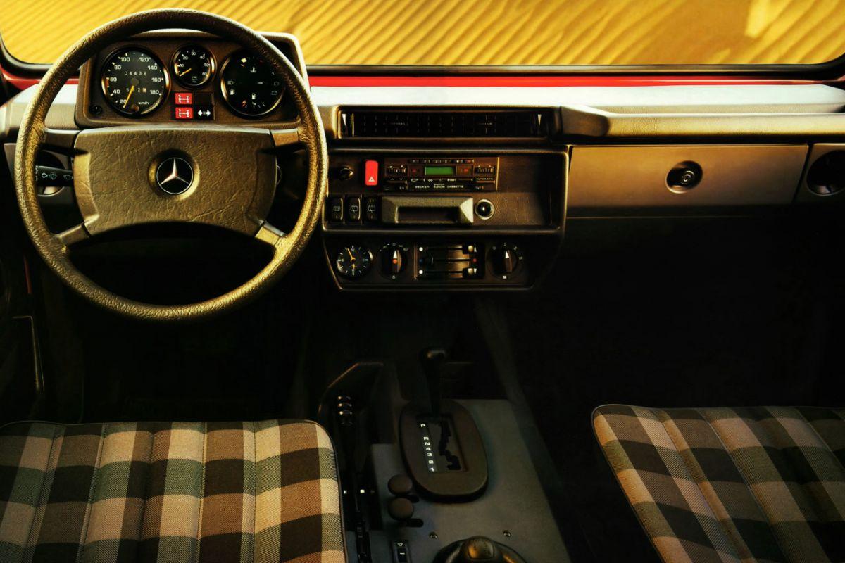 Mercedes benz 280 ge stationwagon lang specificaties for Mercedes benz 280 ge