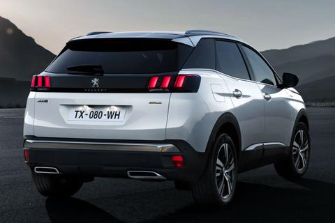 peugeot 3008 blue lease gt line 2 0 bluehdi 180 specificaties. Black Bedroom Furniture Sets. Home Design Ideas