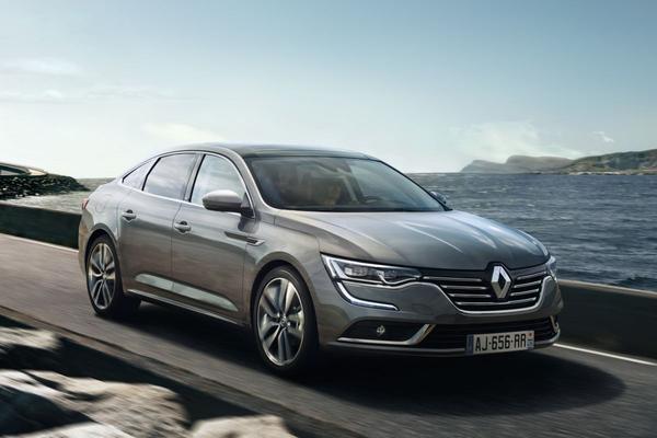 Renault Talisman volgt Laguna op