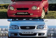 Facelift Friday: Toyota Corolla