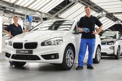 Logistiek probleem zit productie BMW dwars