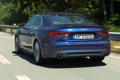 Audi A5 Coupé - Rij-impressie