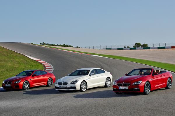 Kleine facelift voor BMW 6-serie